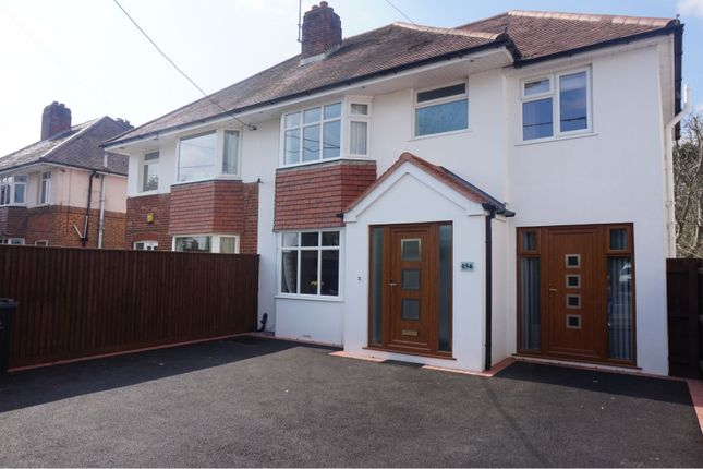 Thumbnail Semi-detached house for sale in Wareham Road, Wimborne