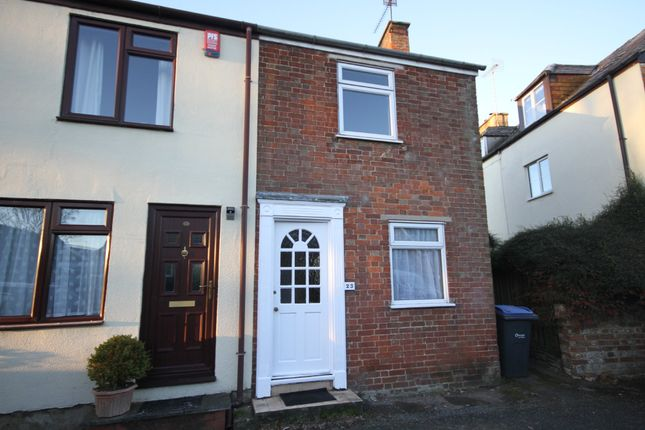 Thumbnail End terrace house to rent in West Tockenham, Swindon