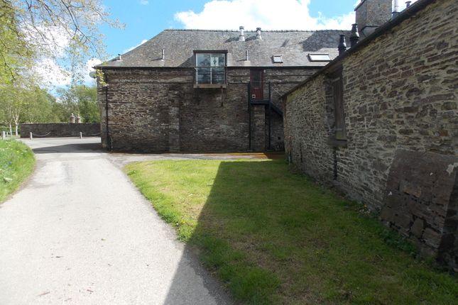 Thumbnail Flat to rent in Lewdown, Okehampton