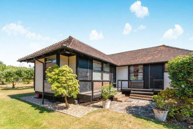 Thumbnail Bungalow to rent in Eddystone Court, Churt, Farnham