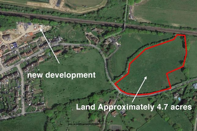 Thumbnail Land for sale in Howland Road, Marden, Tonbridge