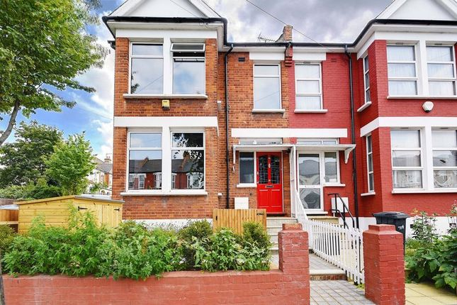 Thumbnail Terraced house for sale in Warwick Road, Bounds Green