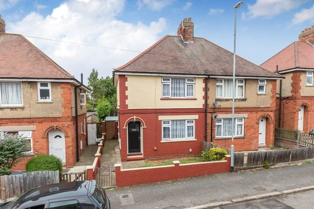Thumbnail Semi-detached house for sale in Kings Avenue, Higham Ferrers, Rushden
