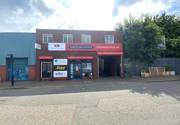 Thumbnail Light industrial for sale in Aston Road North, Birmingham