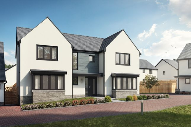Thumbnail Detached house for sale in The 5 Bed Caernarfon, Summerland Lane, Newton, Swansea