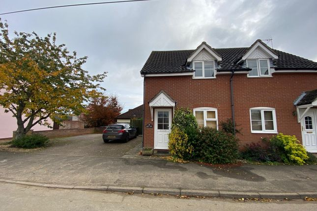 Thumbnail Property to rent in Wattisfield Road, Walsham-Le-Willows, Bury St. Edmunds