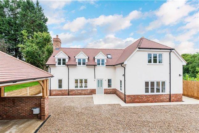 Thumbnail Detached house for sale in Church View, Widdington, Saffron Walden