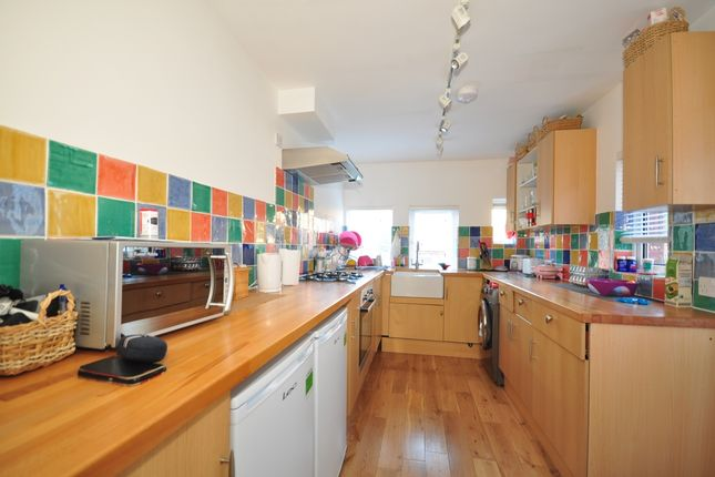 Thumbnail Terraced house to rent in Cranworth Road, Broadwater, Worthing