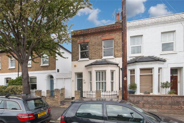 Thumbnail Flat for sale in Montgomery Road, London