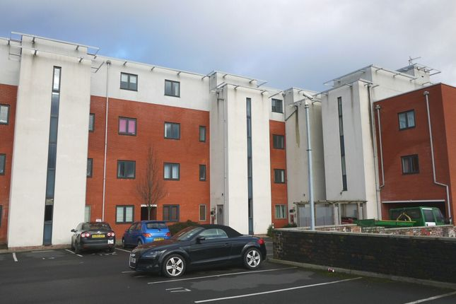 Thumbnail Flat to rent in Palace Court, Wardle Street, Tunstall, Stoke On Trent