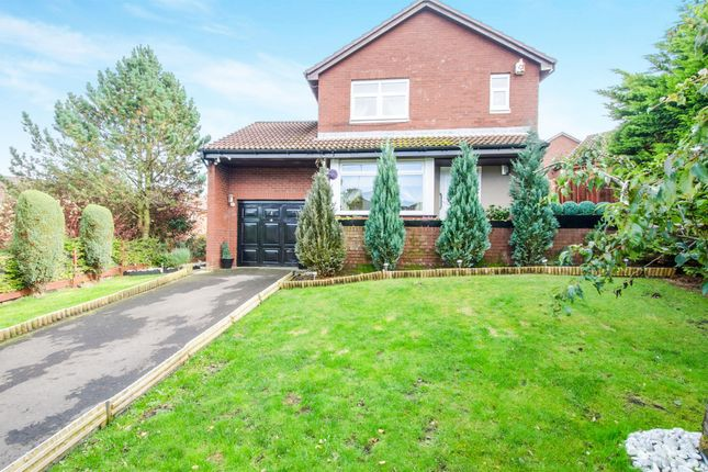 Thumbnail Detached house for sale in Linnhead Drive, Priesthill, Glasgow