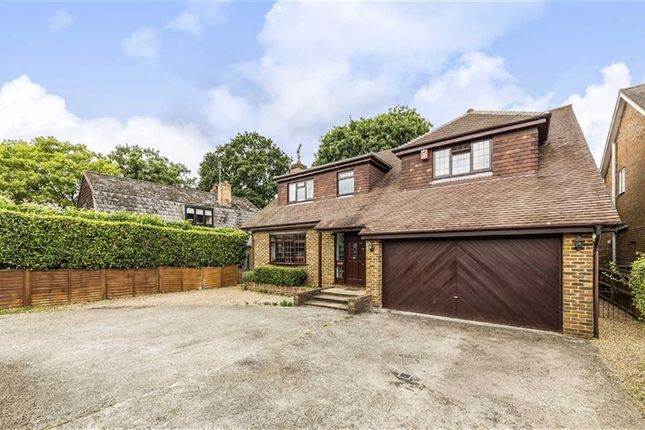 Thumbnail Detached house for sale in Ouseley Road, Wraysbury, Staines
