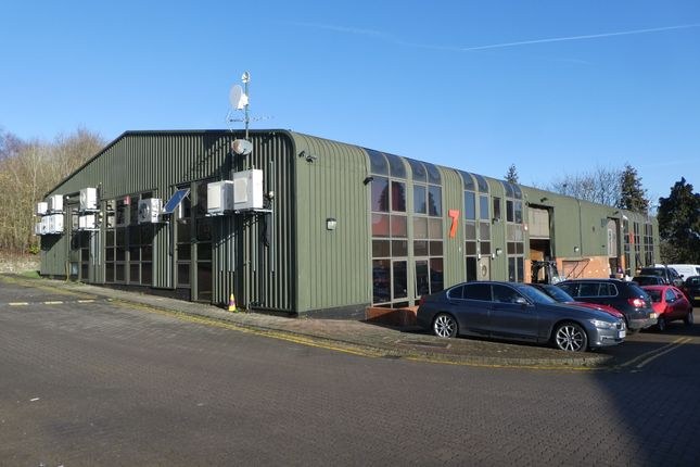 Thumbnail Industrial to let in 7 Redan Hill Industrial Estate, Redan Road, Aldershot