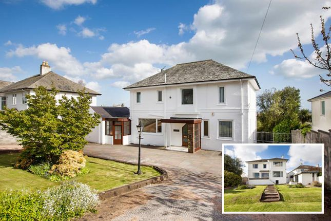 Thumbnail Detached house for sale in Penlee Way, Stoke, Plymouth