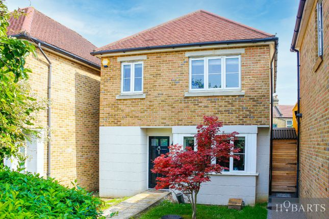 Thumbnail Detached house to rent in Cameron Close, Bowes Park, London