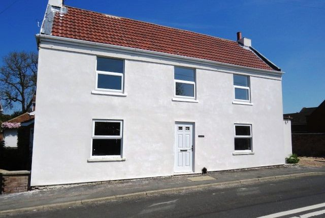 Thumbnail Detached house for sale in Front Street, Ulcenby, North Lincolnshire