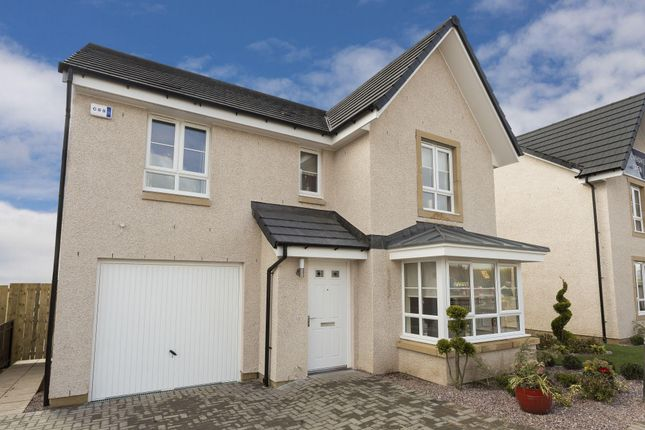 "Thumbnail Detached house for sale in ""Dunvegan"" at Kildean Road, Stirling"