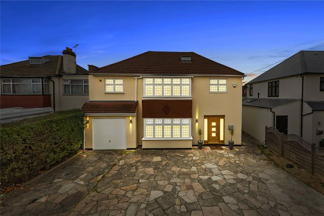 Thumbnail Detached house for sale in Wingletye Lane, Hornchurch
