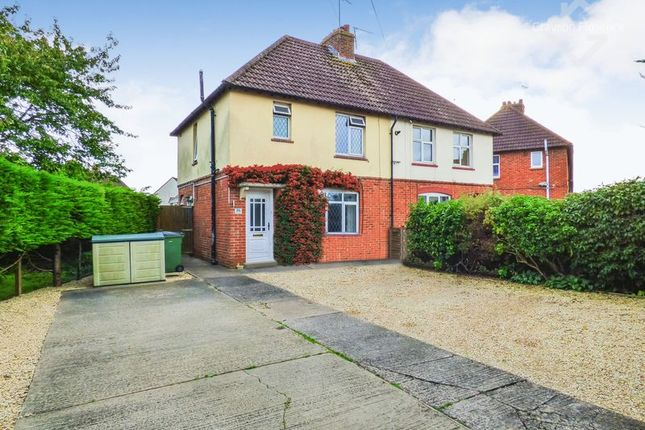 Thumbnail Semi-detached house for sale in Brickley Lane, Devizes