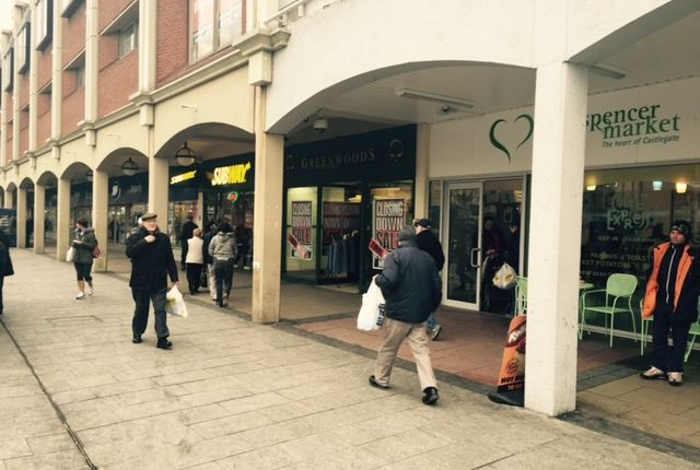 Thumbnail Retail premises to let in Unit 12, 65 High Street, Castlegate Shopping Centre, Stockton On Tees