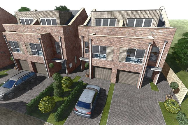 Thumbnail Semi-detached house for sale in Plot 6, Coldhams Place, Cambridge