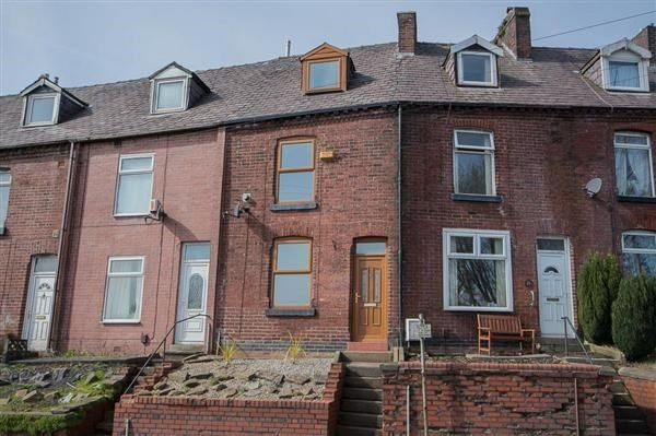 Thumbnail Terraced house to rent in Turton Road, Bolton