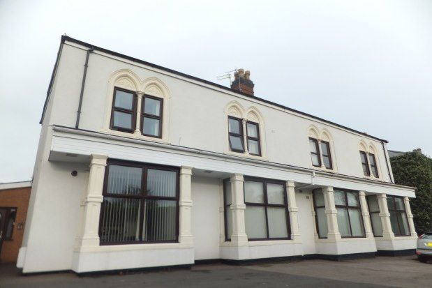 Studio to rent in 639 Chester Road, Sutton Coldfield B73