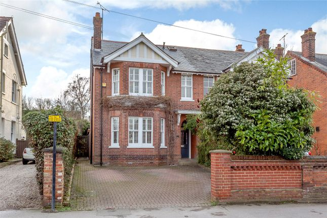 Thumbnail Semi-detached house for sale in Baddow Road, Chelmsford, Essex
