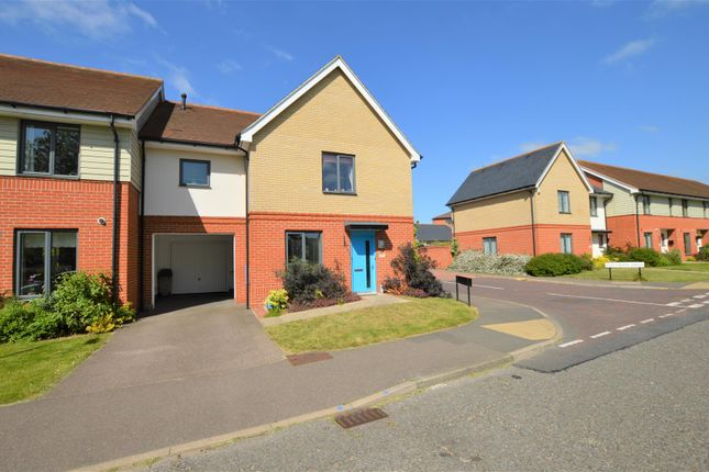 Thumbnail Property for sale in New Farm Road, Stanway, Colchester