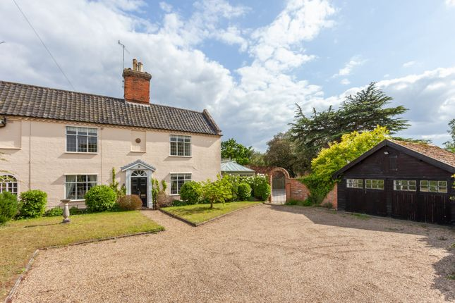 Thumbnail Detached house for sale in Church Street, Wangford, Beccles