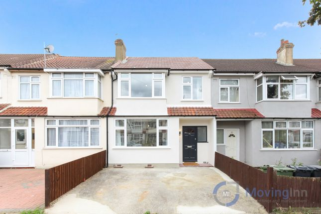 Thumbnail Terraced house to rent in Donnybrook Road, Streatham Common
