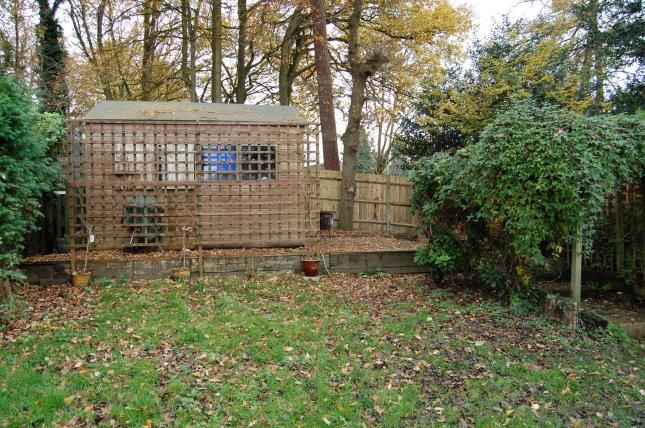 Rear Garden of Rydons Wood Close, Coulsdon CR5