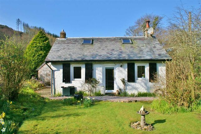 Thumbnail Cottage for sale in Glenashdale Cottage, Glenashdale, Whiting Bay