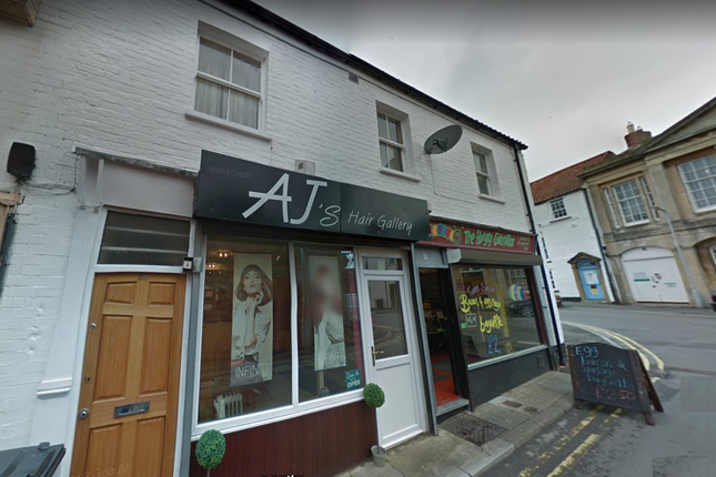 Retail premises for sale in Court Street, Bridgwater