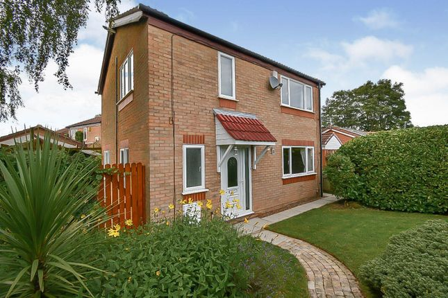 Thumbnail Detached house for sale in Greenways, Leigh