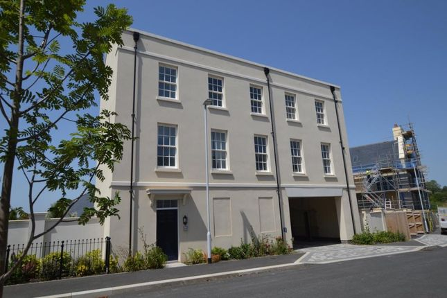 Thumbnail Detached house for sale in Indus Place, Sherford, Plymouth