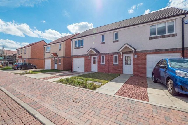 Thumbnail Terraced house to rent in Torwood Crescent, South Gyle