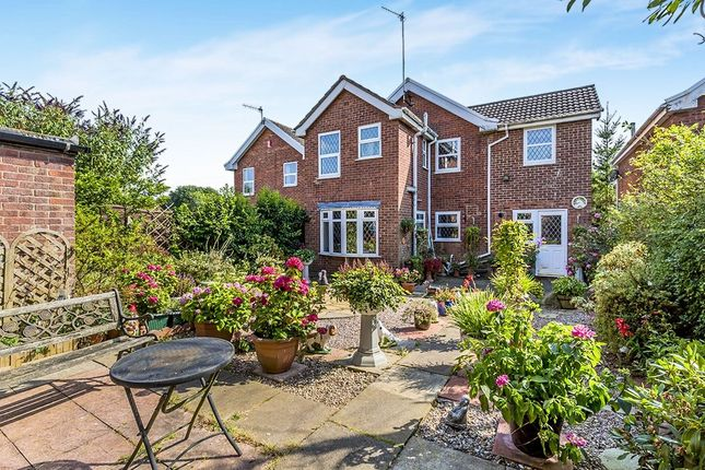 Thumbnail Detached house for sale in Pacific Road, Trentham, Stoke-On-Trent