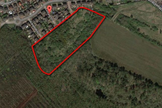 Thumbnail Land for sale in Land At Fintaig Lane, Wishaw ML28Rr