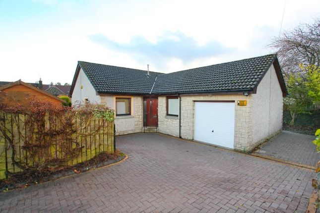 Thumbnail Detached bungalow for sale in Blair Place, Leslie, Glenrothes
