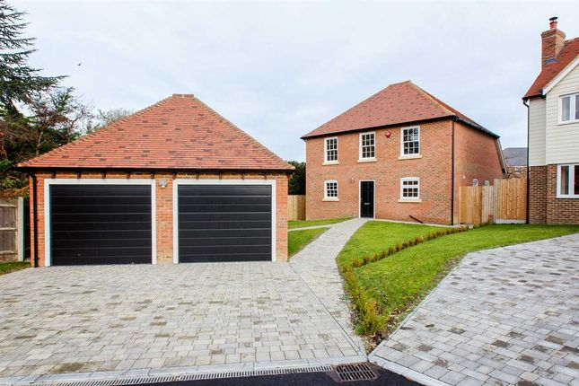 Thumbnail Detached house for sale in The Meadows, Sittingbourne