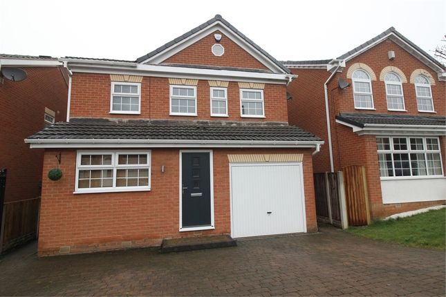 Thumbnail Detached house to rent in Limelands Road, Dinnington, Sheffield, South Yorkshire
