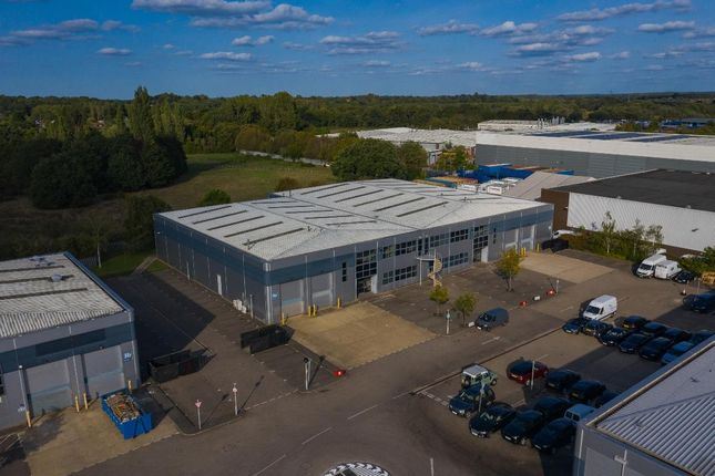 Thumbnail Warehouse to let in Unit 4A/B Opus Park, Moorfield Road, Slyfield Industrial Estate, Guildford, South East