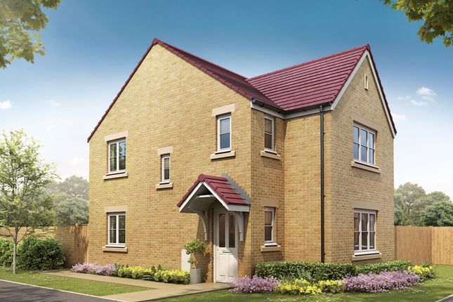 """Thumbnail Detached house for sale in """"The Derwent Corner"""" at Southside, Middridge, Newton Aycliffe"""