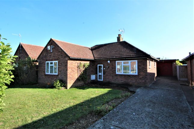 Thumbnail Detached bungalow for sale in Scythe Way, Colchester