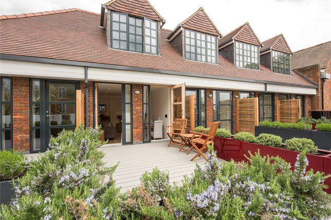 Thumbnail Mews house for sale in Stancrest, 16 Hill Avenue, Amersham