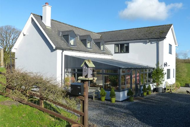 Thumbnail Farm for sale in Spite House, Henllan Amgoed, Whitland, Carmarthenshire