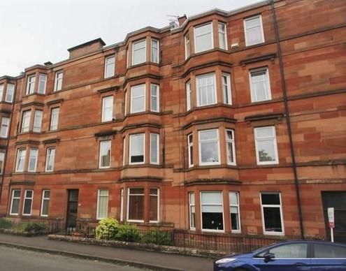Thumbnail Flat for sale in Dundrennan Road, Glasgow
