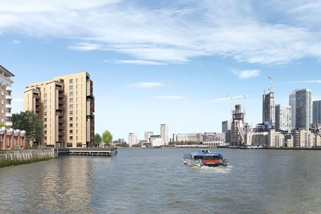 1 bedroom flat for sale in New Pier Wharf, 1-3 Odessa Street, London
