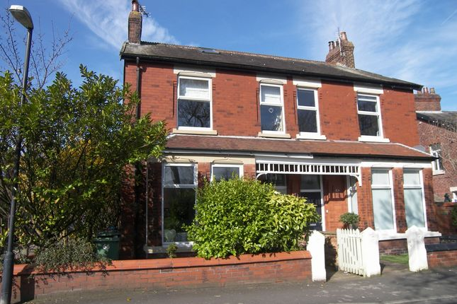 Thumbnail Semi-detached house for sale in Cleveland Road, Lytham St. Annes